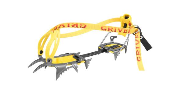 Grivel Air Tech Crampons gul/grå